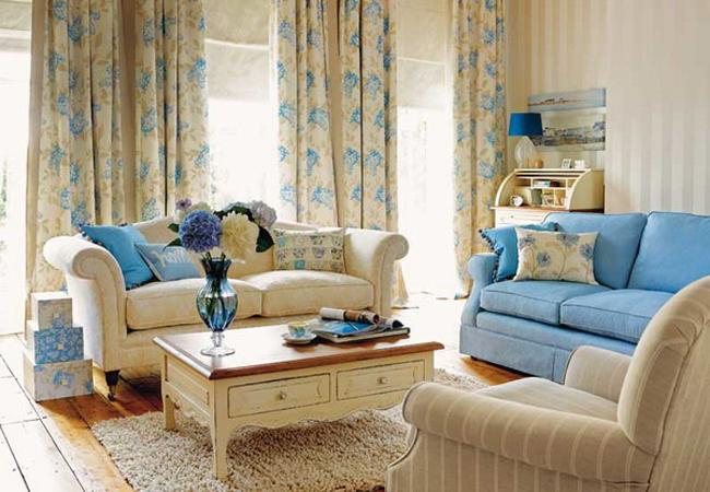 Красивые и модные шторы в интерьере