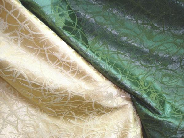 Текстиль для интерьера: виды портьерных тканей